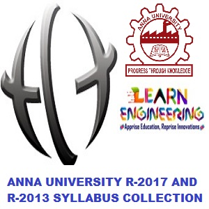 Anna University ECE UG / PG Syllabus