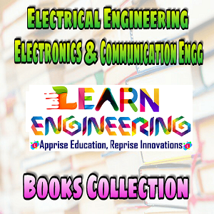 Electronics and Communication Engineering Huge Collection of Text and Reference Books