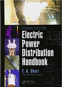 Electric Power Distribution Handbook By Thomas Allen Short
