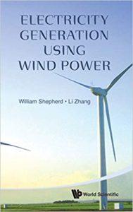 Electricity Generation Using Wind Power By William Shepherd