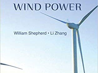 Electricity Generation Using Wind Power By William Shepherd
