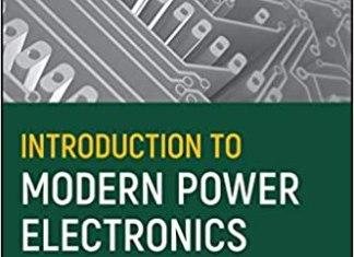 Introduction to Modern Power Electronics By Andrzej M. Trzynadlowski