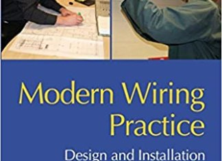 Modern Wiring Practice: Design and Installation By W E Steward