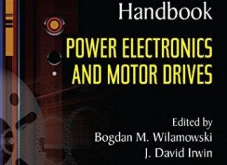 Power Electronics and Motor Drives By Bogdan M.Wilamowski
