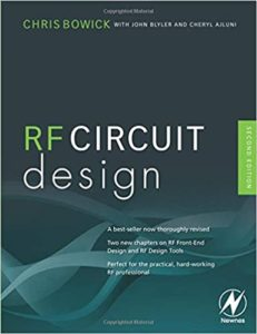RF Circuit Design By Christopher Bowick