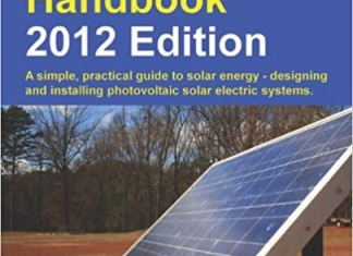 Solar Electricity Handbook 2012 By Michael Boxwell