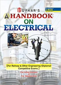 A Handbook on Electrical By Kishan Chandana