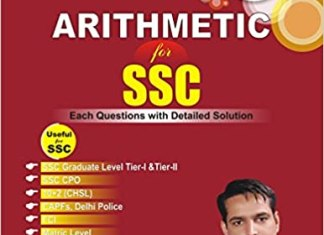 Arithmetic for SSC (English) By Rakesh Yadav