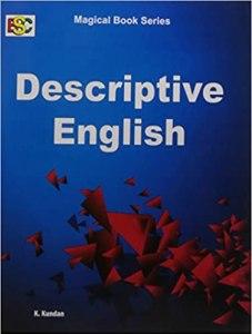 Descriptive English By K.Kundan