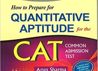 How to Prepare for Quantitative Aptitude for CAT By Arun Sharma