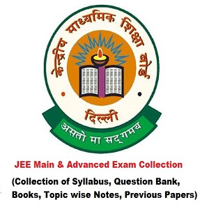 IIT-JEE EXAM COLLECTION