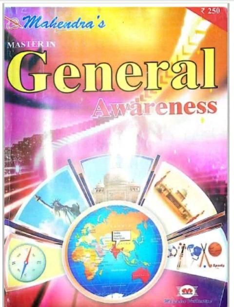 General Awareness By Mahendra
