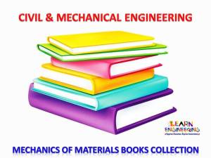 Mechanics of Materials Books Collection