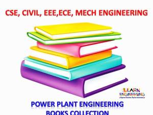 Power Plant Engineering Books