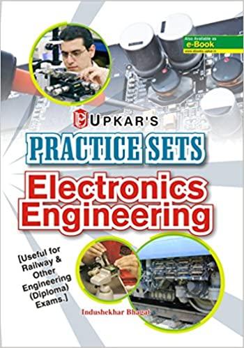 Practice Sets Electronics Engineering By Indushekhar Bhagat
