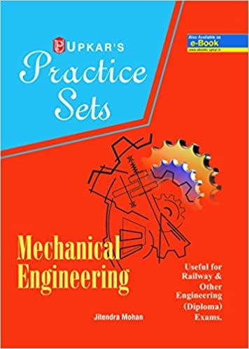 Practice Sets Mechanical Engineering By Jitendra Mohan
