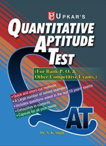 Quantitative Aptitude Test By N.K.Singh