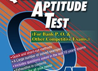 Quantitative Aptitude Test By N.K.Singh