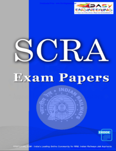 RRB SCRA Previous Year Exam Papers