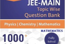 Resonance Rank Booster JEE Main Mathematics