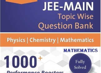 Resonance Rank Booster JEE Main Mathematics