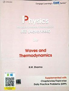 Waves & Thermodynamics By B.M.Sharma for IIT-JEE Exam