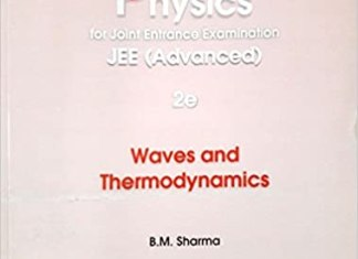 Waves & Thermodynamics By B.M.Sharma for IIT-JEE Exam