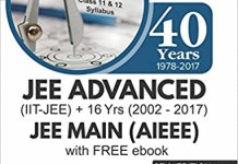40 Years IIT-JEE Advanced + 16 yrs JEE Main Topic-wise Solved Paper Mathematics