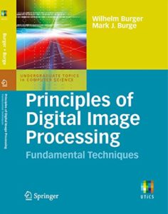Digital Image Processing By Wilhelm Burger