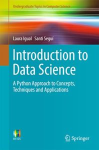 Introduction to Data Science By Laura Igual
