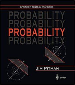 Probability By Jim Pitman