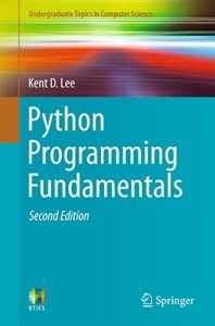 Python Programming Fundamentals By Kent D. Lee