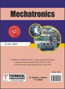 ME8791 Mechatronics