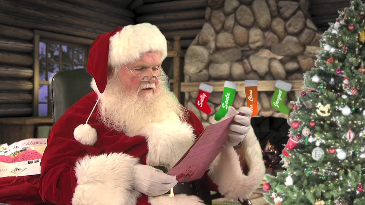 Christmas Letters To Santa Learn English For You