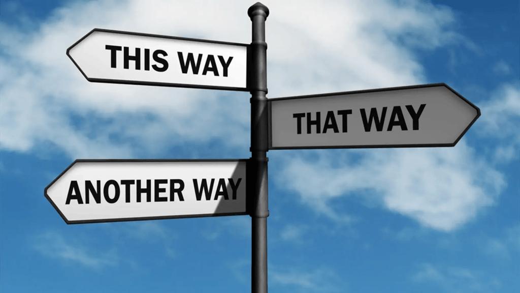 braingames howtoimproveyoursenseofdirection signs - Simple English Sentences For Daily Use