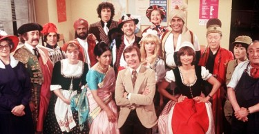 Mind Your Language Cast Then and Now