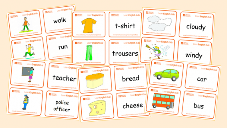 British Council Learnenglish Kids Free Online Games