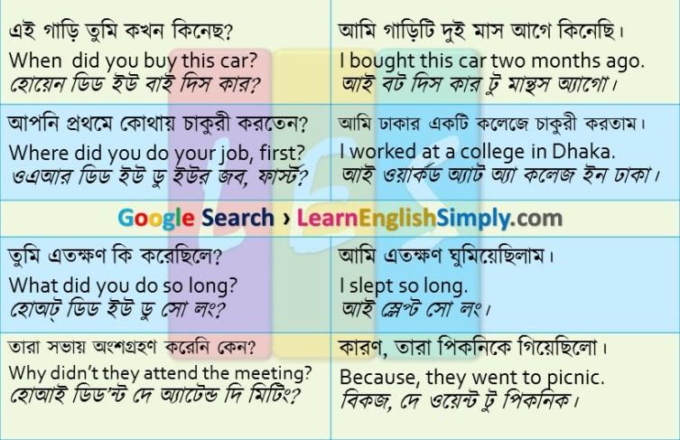 Spoken English Part 06