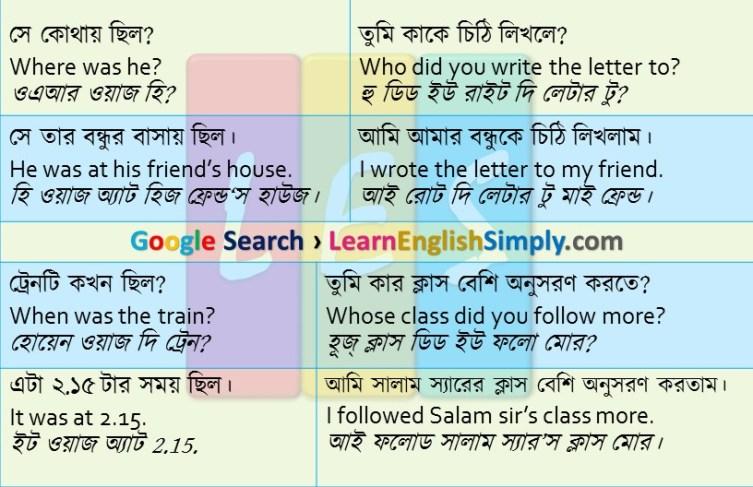 Spoken English Part 19
