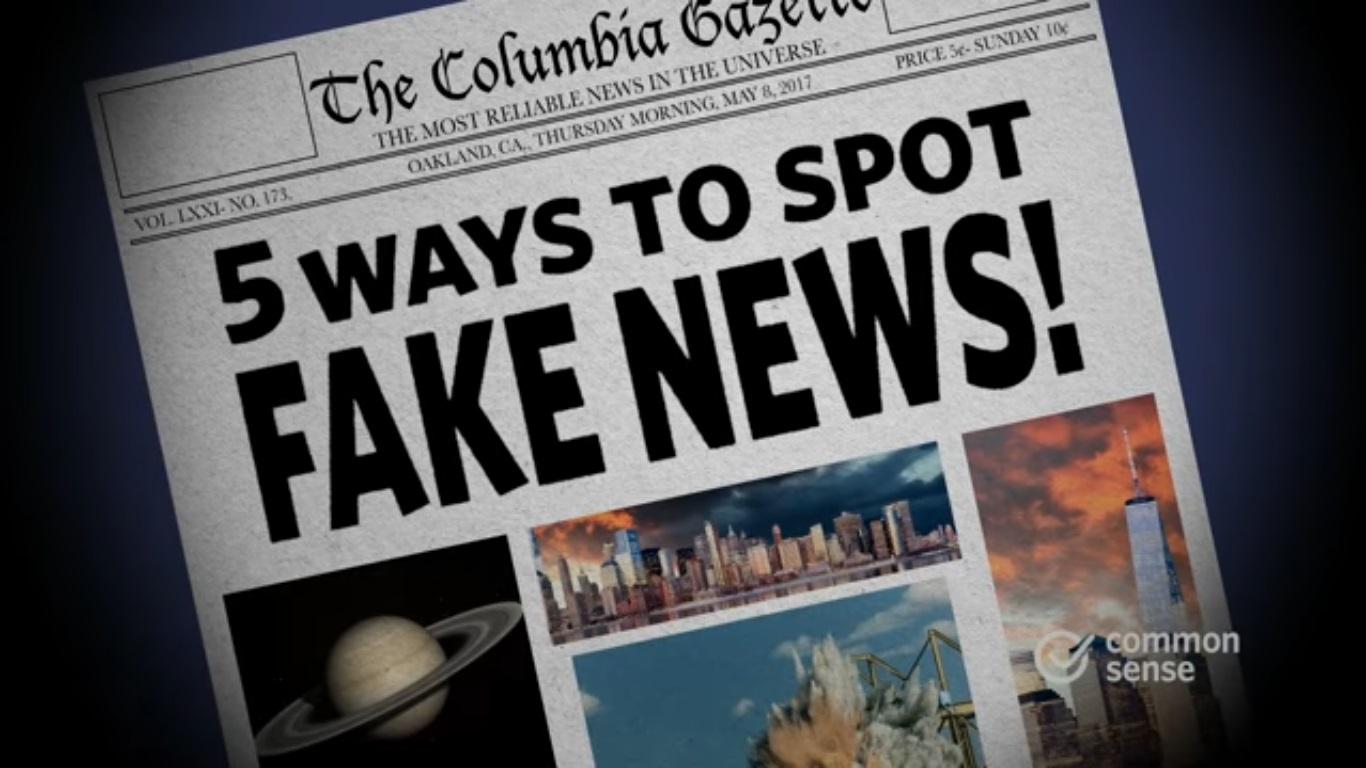 Five Ways To Spot Fake News Learnenglish Teens