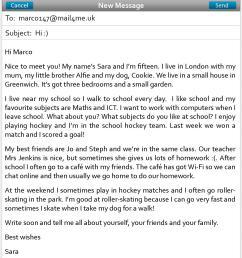email writing grammar please see below mail [ 1562 x 1875 Pixel ]
