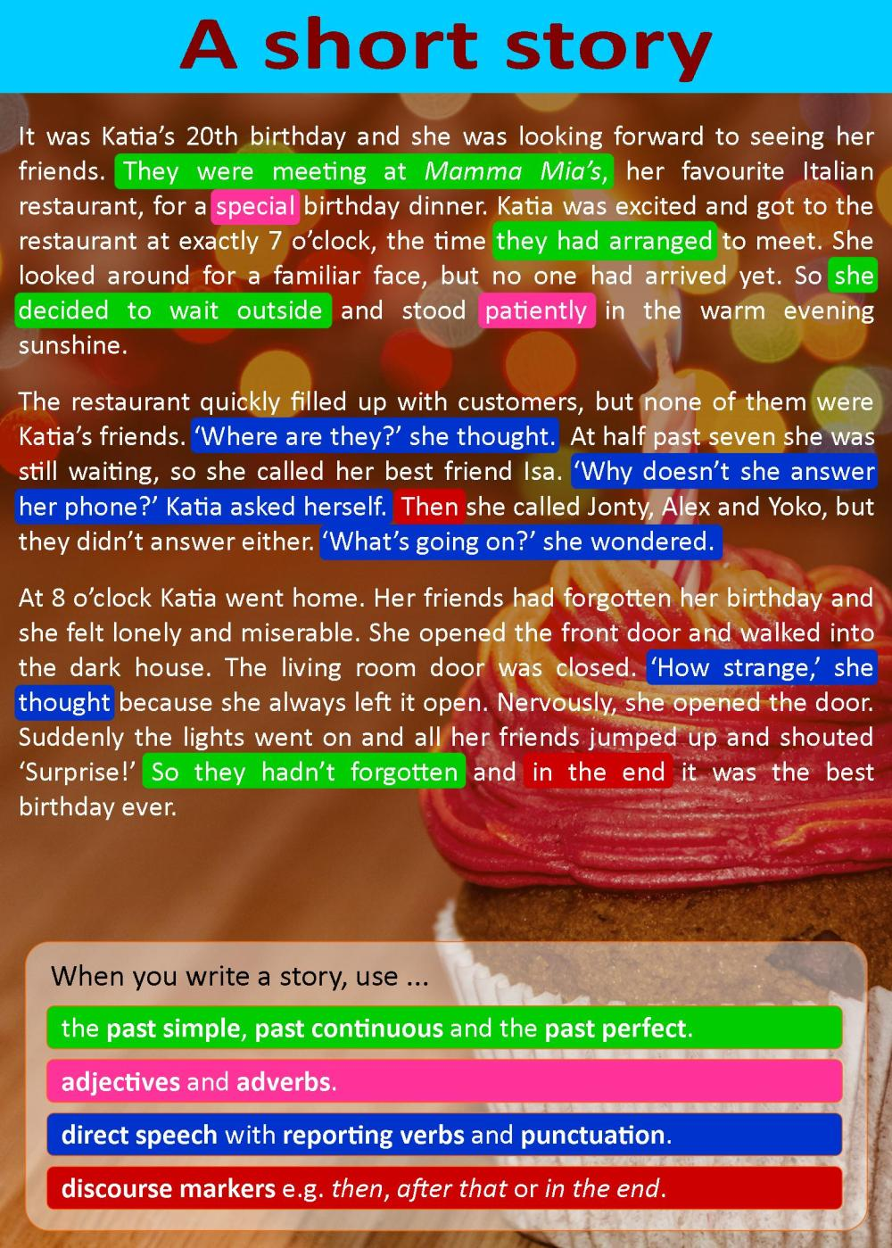 medium resolution of A short story   LearnEnglish Teens - British Council