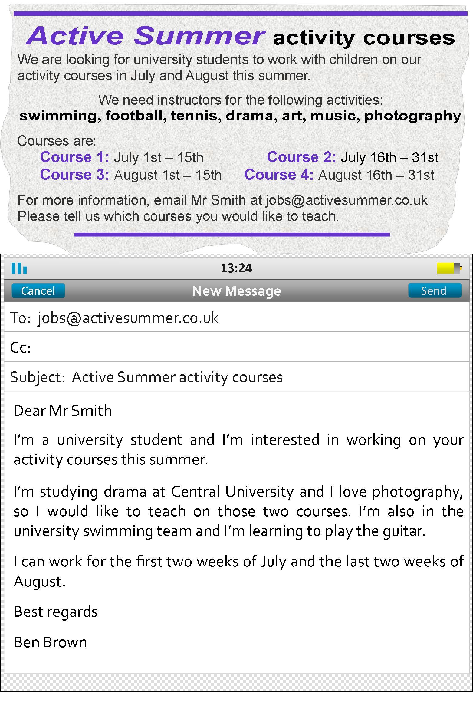 Summer Jobs Learnenglish Teens