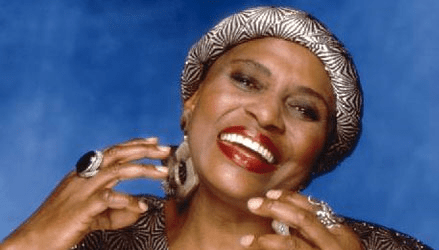 Miriam Makeba_South African singer