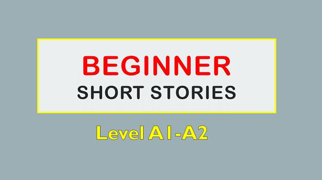 Beginner short stories (A1-A2) - Learn English With Africa