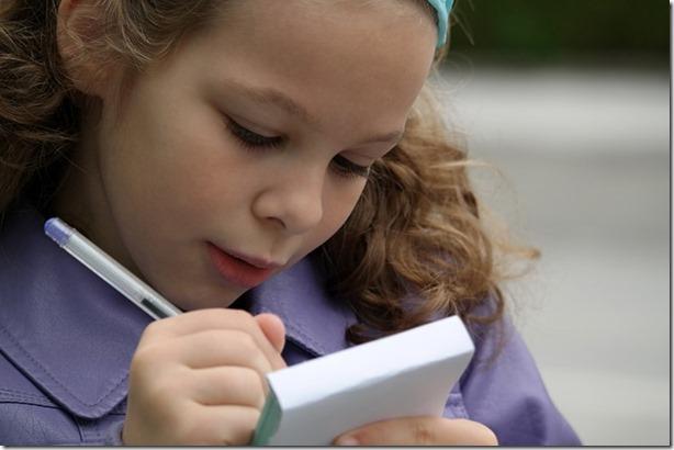 apprendre aux enfants la concentration