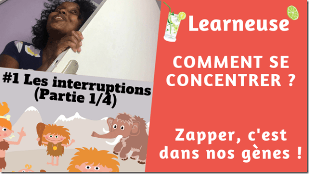 comment se concentrer face aux interruptions