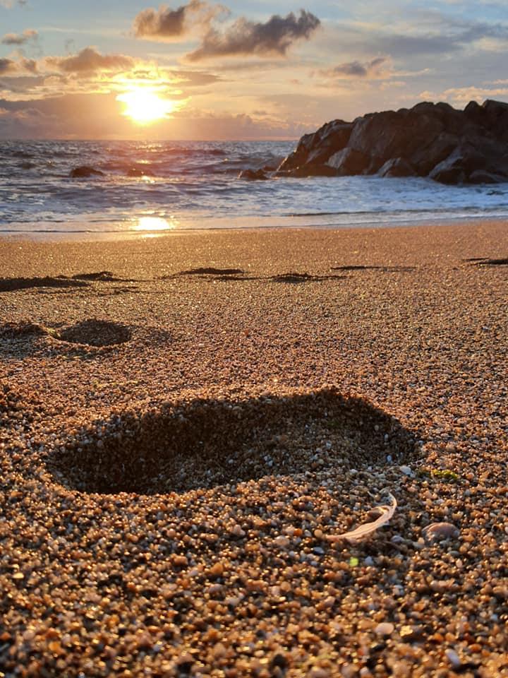 Les Sables d'Olonne beach