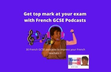 French GCSE podcasts