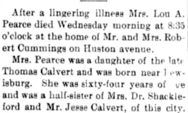 Using Obituaries to Learn About Family History